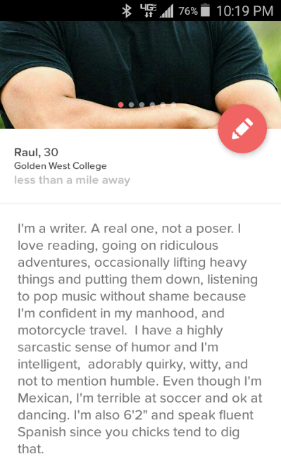 TinderRaul